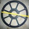 Диск роторный торкрет установки Aliva 257 6