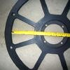 Диск роторный торкрет установки Aliva 257 4
