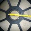 Диск роторный торкрет установки Aliva 257 3