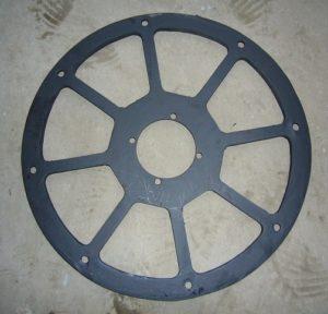 Диск роторный торкрет установки Aliva 257 1