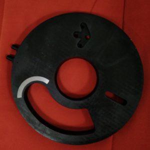 Диск уплотнительный верхний торкрет установки ALIVA 237